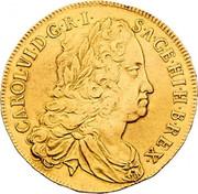 3 Ducat - Karl VI (Vienna) -  obverse