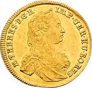 1 Ducat - Maria Theresia (Graz) -  obverse