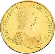 6 Ducat - Maria Theresia (Vienna) – obverse