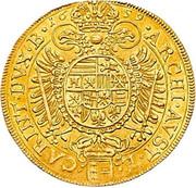 2 Ducat - Leopold I (St Veit) -  reverse