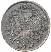 4 Kreuzer - Karl VI -  obverse