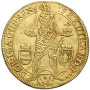 2 Ducat - Ferdinand III (Vienna) -  obverse