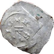 1 Pfennig - Rudolf I of Habsburg – reverse