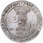 1 Thaler - Ferdinand I (Klagenfurt) -  obverse