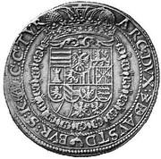 1 Thaler - Ferdinand III (Vienna) -  reverse