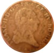 3 Kreutzer - Franz II -  obverse