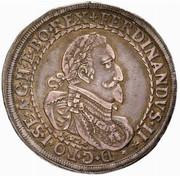 1 Thaler - Ferdinand II (St Veit) -  obverse
