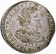 2 Thaler - Ferdinand III (Graz) – obverse