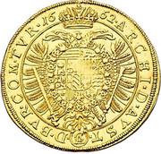 5 Ducat - Leopold I (Vienna) -  reverse