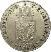 6 Kreuzer - Ferdinand I -  obverse