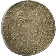 1 Thaler - Leopold I (Vienna) -  reverse