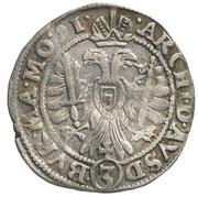 3 Kreuzer - Rudolf II (Vienna) -  reverse