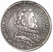 ½ Thaler - Rudolf II (Hall) -  obverse