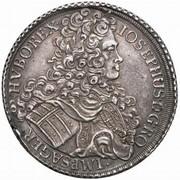 1 Thaler - Joseph I (Vienna) -  obverse