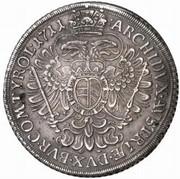 1 Thaler - Joseph I (Vienna) -  reverse