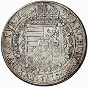 1 Thaler - Leopold I (Hall) -  reverse