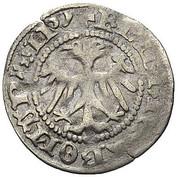 1 Kreuzer - Friedrich III (V) -  obverse