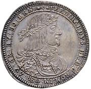 ½ Thaler - Ferdinand III (Vienna) -  obverse