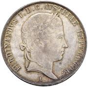 1 Thaler - Ferdinand I -  obverse