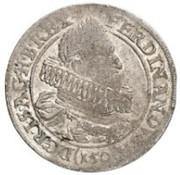 1 Kippertaler of 150 - Ferdinand II (Vienna) -  obverse