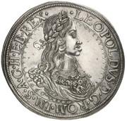 1 Thaler - Leopold I (St Veit) -  obverse