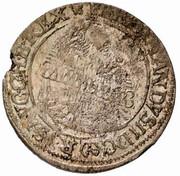 12 Kipper Kreuzer - Ferdinand II (Vienna) – obverse