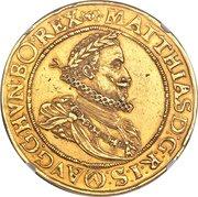 10 Ducat - Matthias II (Vienna) -  obverse
