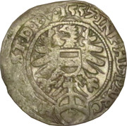 3 Kreuzer - Ferdinand I (Vienna) -  reverse