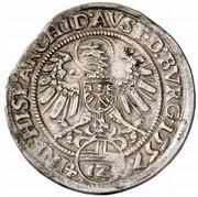 12 Kreuzer 1/6 Reichsthaler - Ferdinand I (Vienna) -  reverse