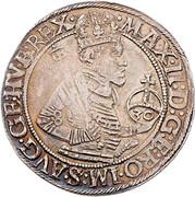 ½ Guldenthaler - Maximilian II (Vienna) -  obverse