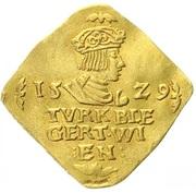 1 Ducat - Ferdinand I (Siege coinage) -  obverse