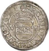 ½ Batzen - Charles V / Ferdinand I -  obverse