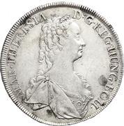 1 Thaler - Maria Theresia (Vienna) – obverse
