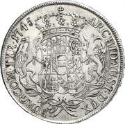 1 Thaler - Maria Theresia (Vienna) – reverse