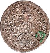 1 Kreuzer - Leopold I (Vienna) -  reverse