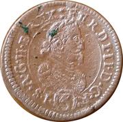 3 Kreuzer - Ferdinand II (Graz) -  obverse