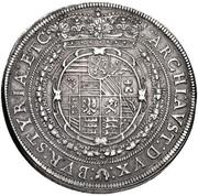 2 Thaler - Ferdinand II (Graz) – reverse