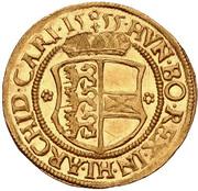 1 Ducat - Ferdinand I (Klagenfurt) -  reverse