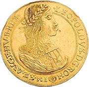 10 Ducat - Leopold I (Vienna) -  obverse
