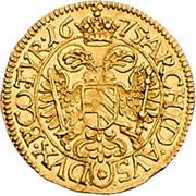 1/3 Ducat - Leopold I (Vienna) -  reverse