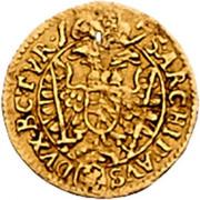 1/12 Ducat - Leopold I (Vienna) -  reverse