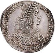1 Thaler - Leopold I (Vienna) -  obverse