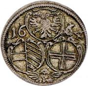 2 Pfennig - Leopold I (Vienna) – obverse