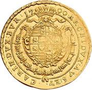 6 Ducat - Leopold I (St Veit) -  reverse
