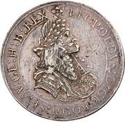 2 Thaler - Leopold I (St Veit) -  obverse