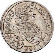 15 Kreuzer - Leopold I (St Veit) -  obverse