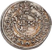 10 Kreuzer - Leopold I (St Veit) -  reverse