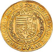 5 Ducat - Matthias II (Vienna) -  reverse