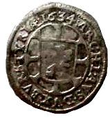 1 Kreuzer - Ferdinand II (Graz) -  reverse