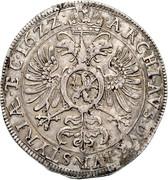 1 Kippertaler of 150 - Ferdinand II (Graz) -  reverse
